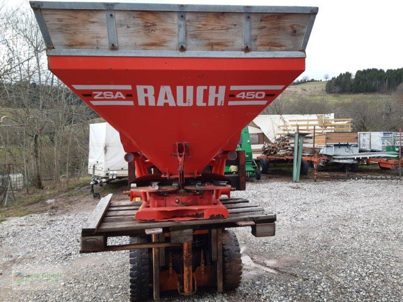 Düngerstreuer des Typs Rauch 900 ltr, Gebrauchtmaschine in Weilheim-Heubach (Bild 1)