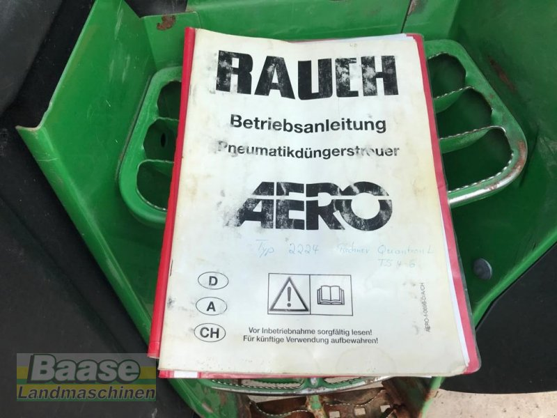 Düngerstreuer des Typs Rauch AERO 2224, Gebrauchtmaschine in Holthof (Bild 12)