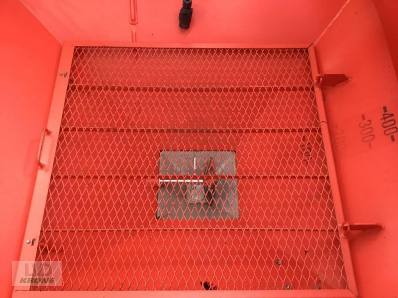 Düngerstreuer des Typs Rauch ALPHA 1131 R, Gebrauchtmaschine in Spelle (Bild 7)