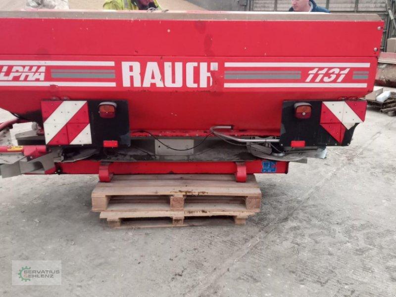 Düngerstreuer des Typs Rauch Alpha 1131, Gebrauchtmaschine in Rittersdorf (Bild 1)