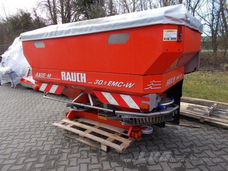 Düngerstreuer des Typs Rauch AXIS - M 30.1 EMC+W, Gebrauchtmaschine in Altenweddingen (Bild 1)
