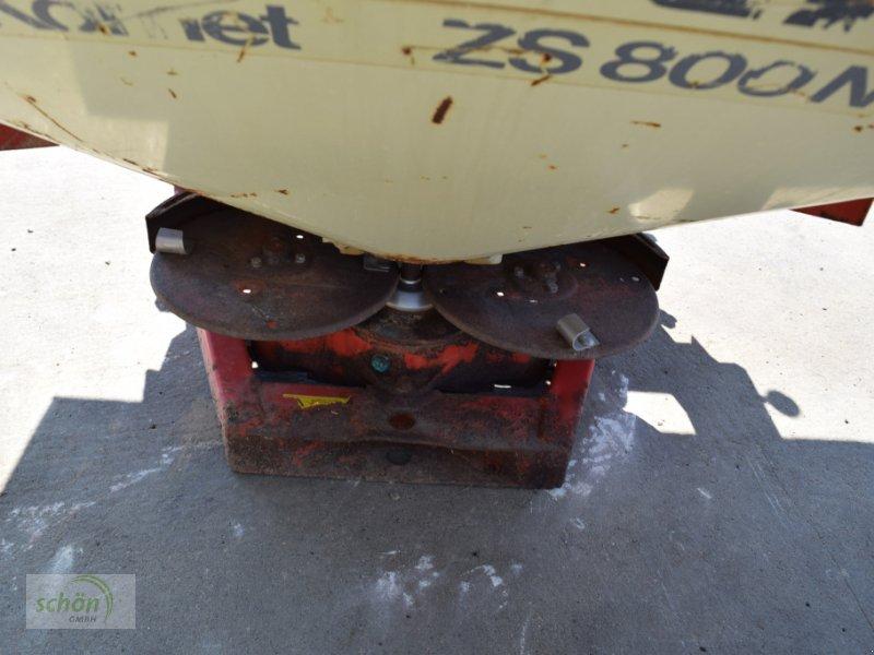 Düngerstreuer des Typs Rauch Komet ZS 800 N Zweischeibenstreuer mit hydraulischem Schieber und Abdeckung, Gebrauchtmaschine in Burgrieden (Bild 9)