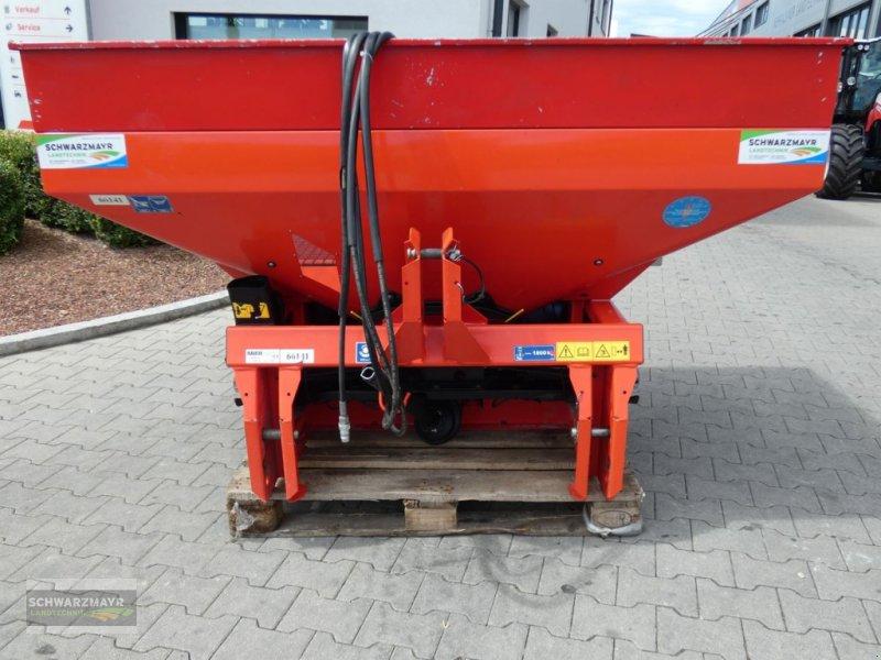 Düngerstreuer типа Rauch MDS 19.1 R mit Aufsatz und Beleuchtung, Gebrauchtmaschine в Aurolzmünster (Фотография 5)