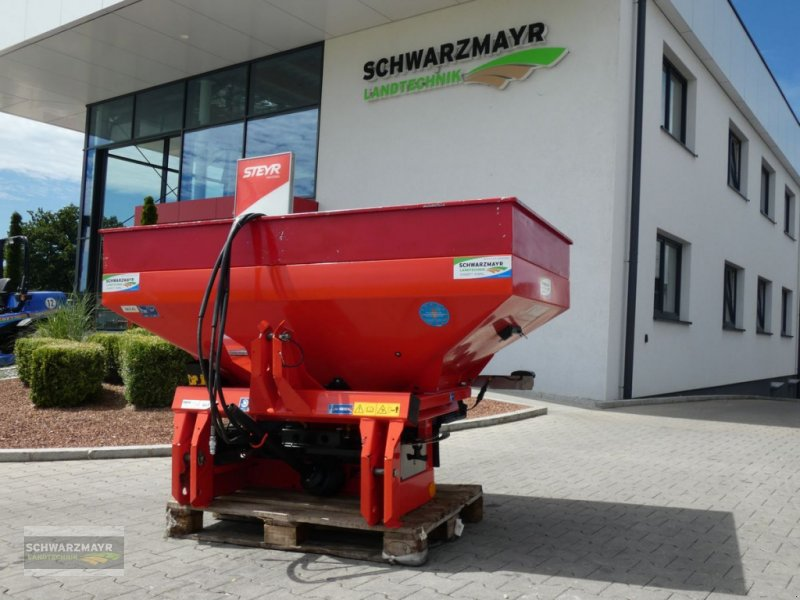 Düngerstreuer типа Rauch MDS 19.1 R mit Aufsatz und Beleuchtung, Gebrauchtmaschine в Aurolzmünster (Фотография 1)