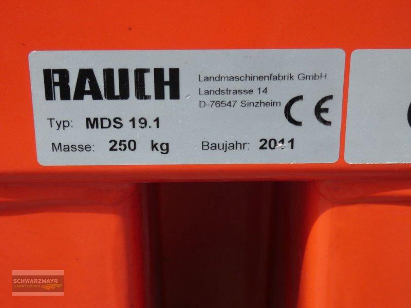 Düngerstreuer типа Rauch MDS 19.1 R mit Aufsatz und Beleuchtung, Gebrauchtmaschine в Aurolzmünster (Фотография 12)