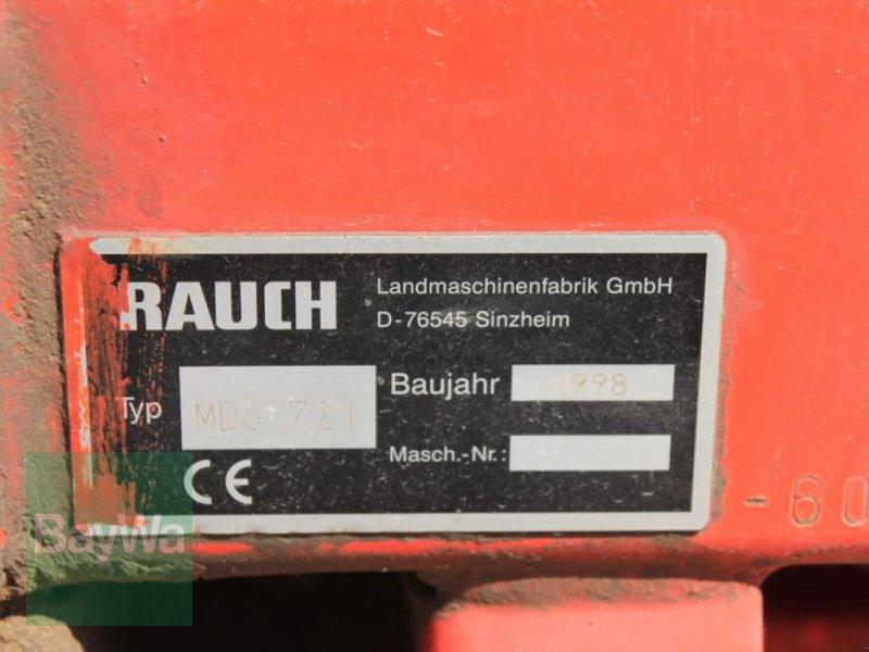 Düngerstreuer des Typs Rauch MDS 721, Gebrauchtmaschine in Straubing (Bild 8)