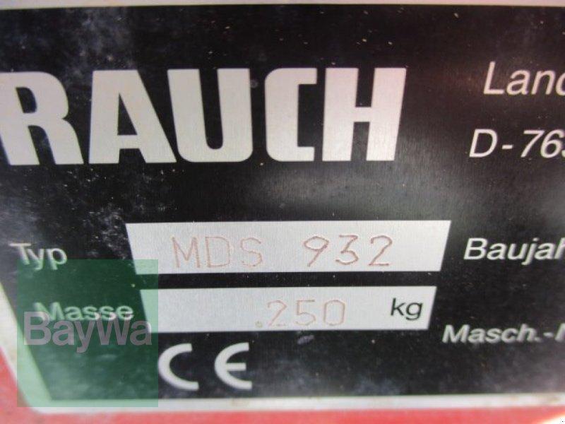 Düngerstreuer du type Rauch MDS 932, Gebrauchtmaschine en Schönau b.Tuntenhaus (Photo 5)