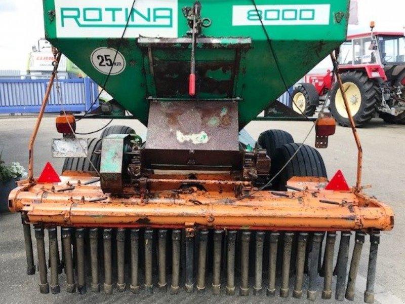 Düngerstreuer типа Rotina Typ 800 Kalkstreuer, Gebrauchtmaschine в Schutterzell (Фотография 6)