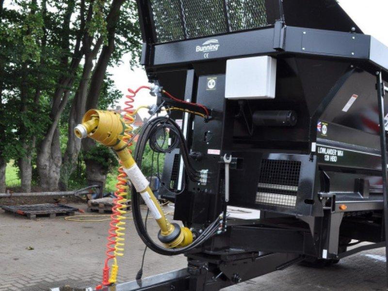 Düngerstreuer типа Sonstige Bunning Lowlander 120 HBD, Gebrauchtmaschine в Voorst (Фотография 3)