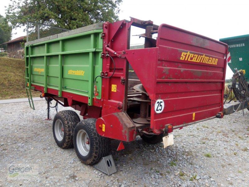 Düngerstreuer типа Strautmann Streublitz VS 6, Gebrauchtmaschine в Drachselsried (Фотография 1)