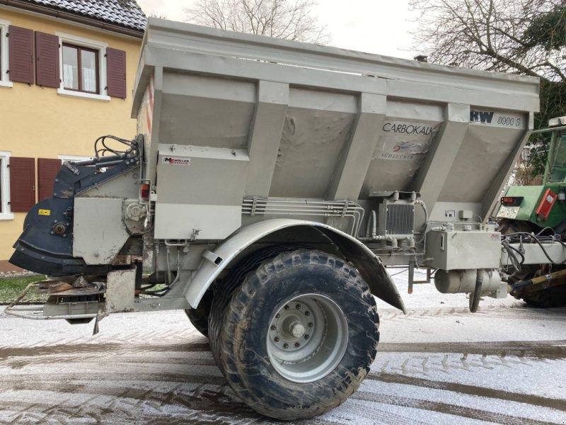Düngerstreuer des Typs Streumaster RW 8000, Gebrauchtmaschine in Oettingen (Bild 1)
