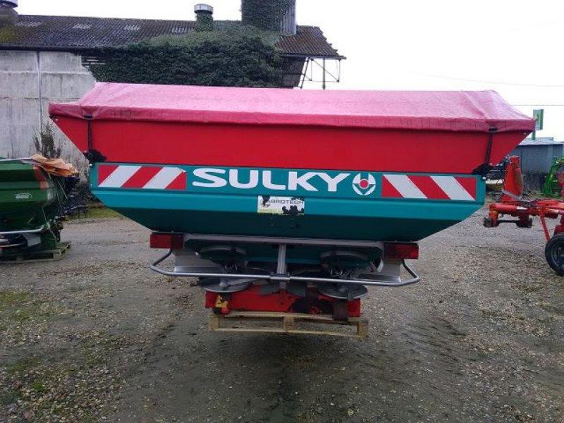 Düngerstreuer des Typs Sulky DPX, Gebrauchtmaschine in BOSC LE HARD (Bild 1)
