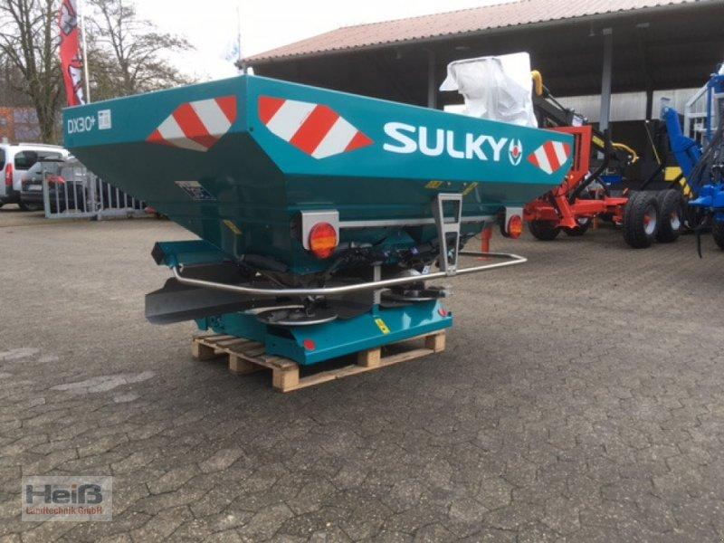 Düngerstreuer des Typs Sulky DX 30+, Neumaschine in Merkendorf (Bild 1)