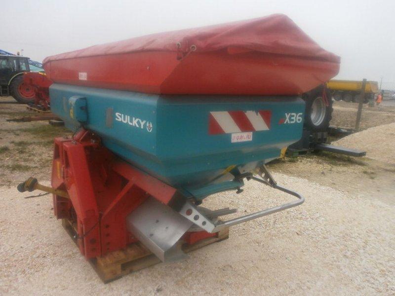 Düngerstreuer типа Sulky X 36, Gebrauchtmaschine в SAINT LOUP (Фотография 1)