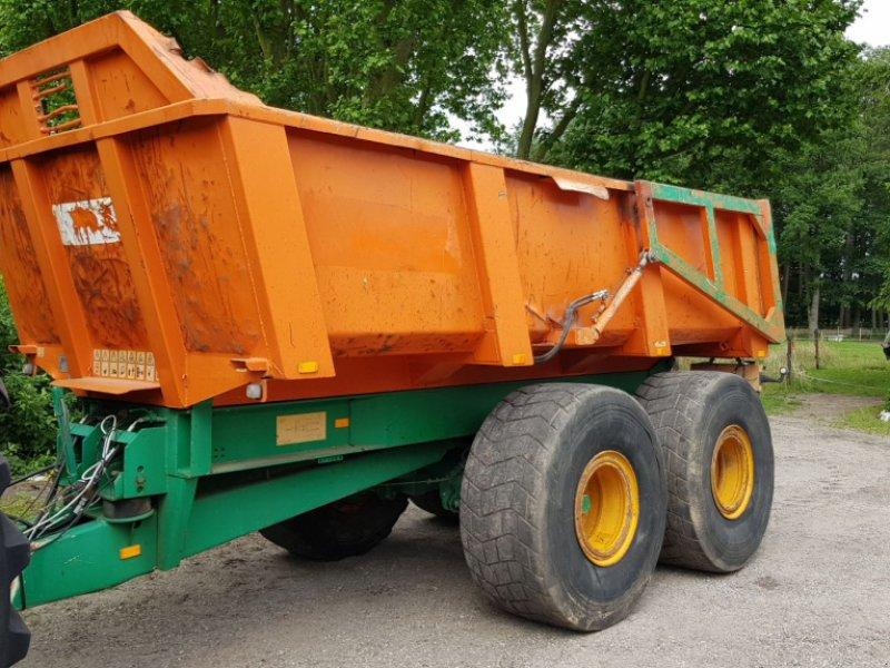 Dumper типа Alasco ALC-CB2, Gebrauchtmaschine в Bergen op Zoom (Фотография 1)