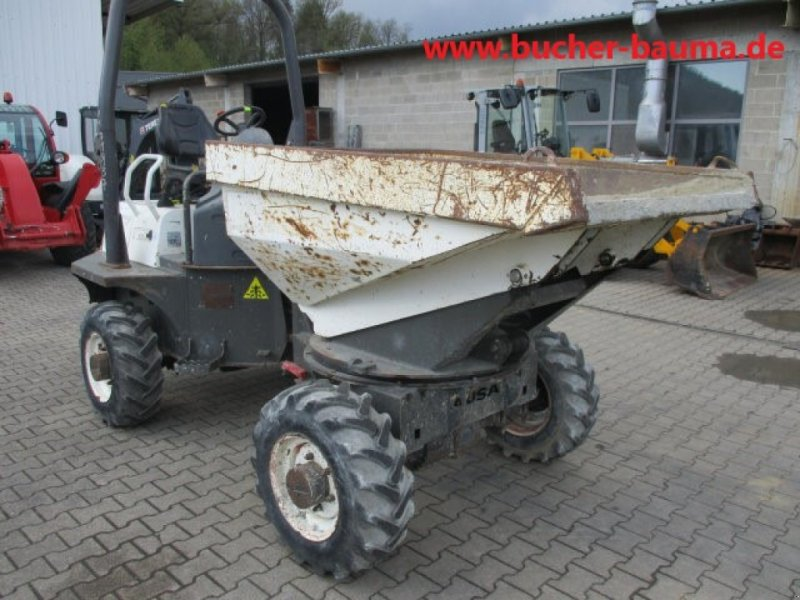 Dumper типа Ausa D 250 AHG, Gebrauchtmaschine в Obrigheim (Фотография 1)