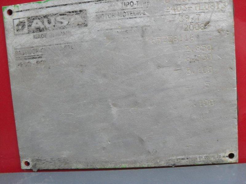 Dumper a típus Ausa D 400 AHG, Gebrauchtmaschine ekkor: Obrigheim (Kép 7)
