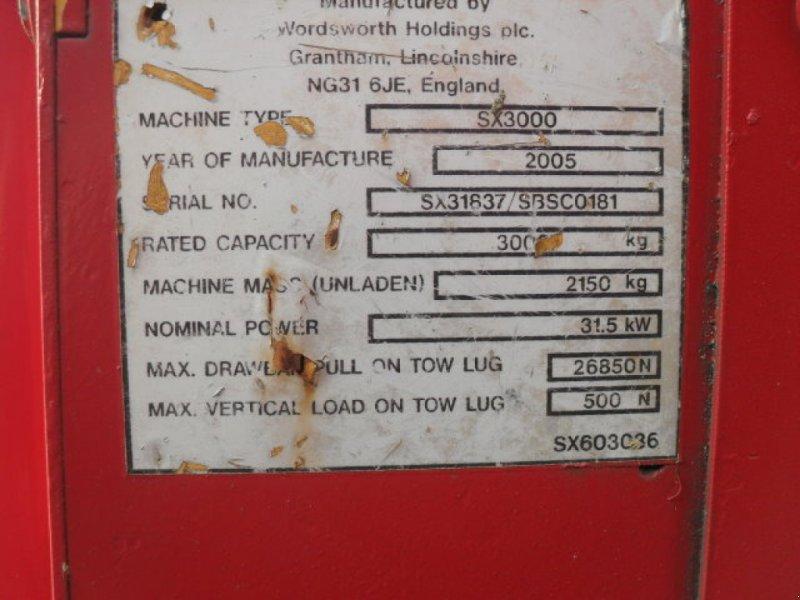 Dumper a típus Barford SX 3000, Gebrauchtmaschine ekkor: Obrigheim (Kép 8)