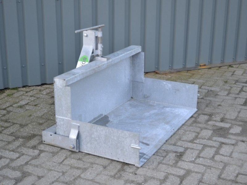 Dumper typu Boxer galvaniseerd 1 / 1.2 m, Gebrauchtmaschine w Neer (Zdjęcie 1)