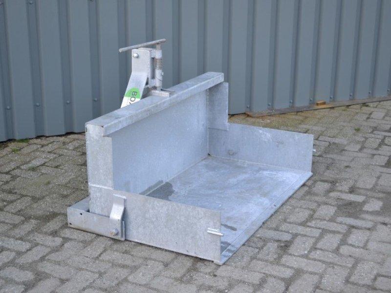 Dumper tip Boxer galvaniseerd 1 / 1.2 m, Gebrauchtmaschine in Neer (Poză 1)