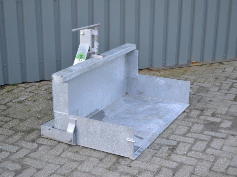 Dumper типа Boxer galvaniseerd 1 / 1.2 m, Gebrauchtmaschine в Neer (Фотография 1)