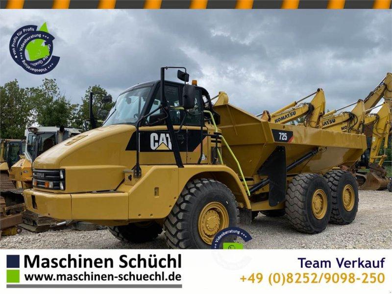 Dumper типа Caterpillar 725 6x6 Dumper, TOP Zustand, Gebrauchtmaschine в Schrobenhausen (Фотография 1)