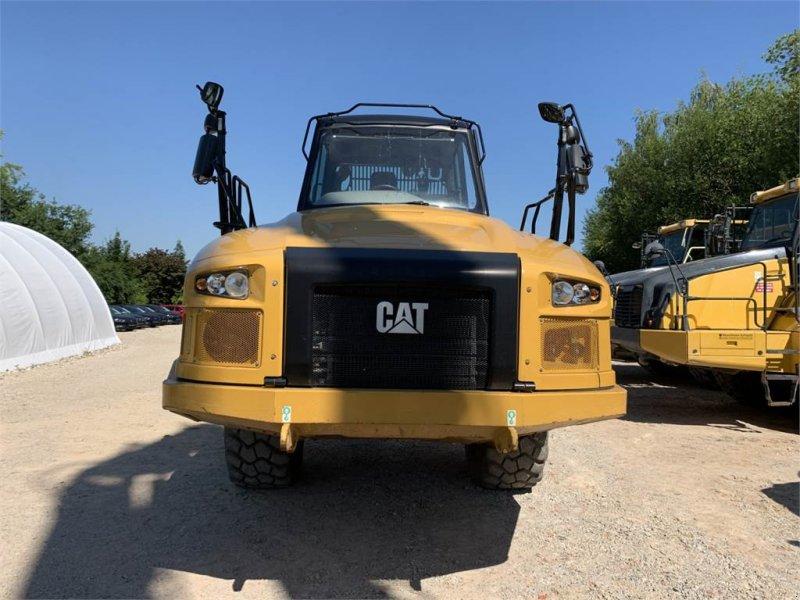 Dumper des Typs Caterpillar 725C2 Dumper 6x6 Neuwertiger Zustand!!, Gebrauchtmaschine in Schrobenhausen (Bild 8)