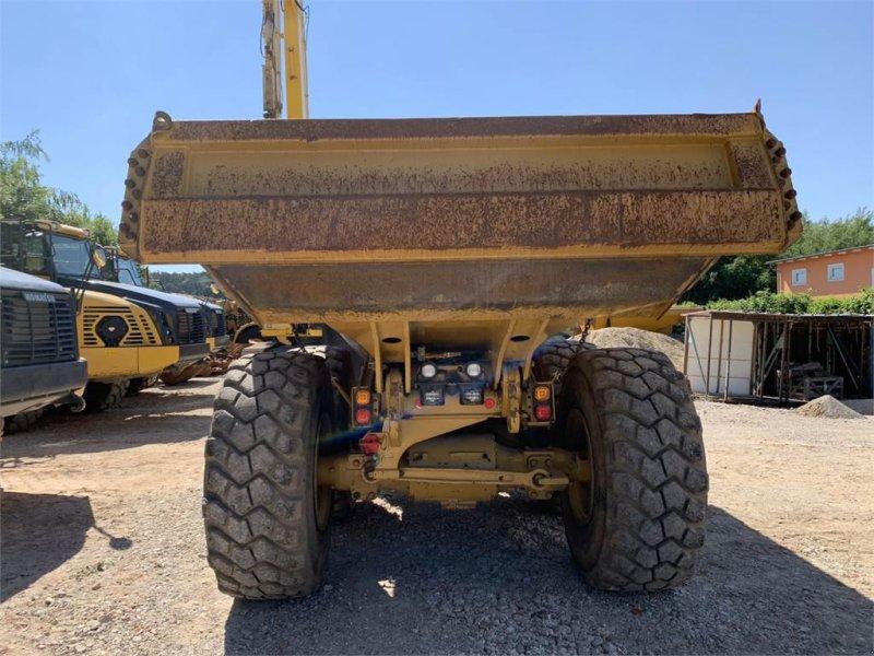 Dumper des Typs Caterpillar 725C2 Dumper 6x6 Neuwertiger Zustand!!, Gebrauchtmaschine in Schrobenhausen (Bild 4)