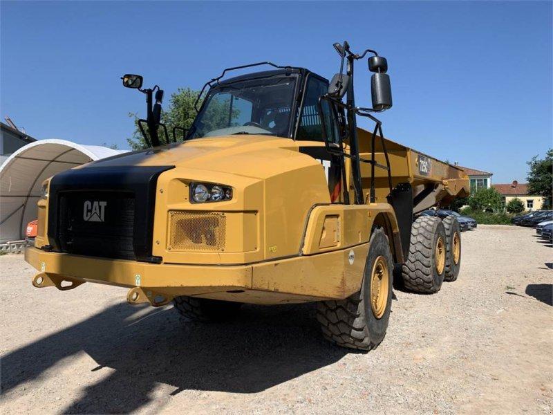 Dumper des Typs Caterpillar 725C2 Dumper 6x6 Neuwertiger Zustand!!, Gebrauchtmaschine in Schrobenhausen (Bild 2)