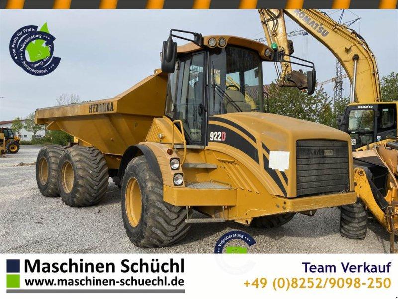 Dumper типа Hydrema H 922 D Dumper 6x6 Muldenkipper TOP Tailgate, Gebrauchtmaschine в Schrobenhausen (Фотография 1)