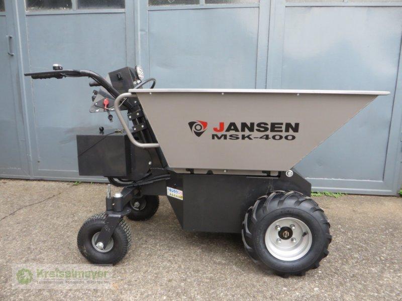 Dumper типа Jansen MSK-400 Akku hydr.Kippvorrichtung, Neumaschine в Feuchtwangen (Фотография 1)