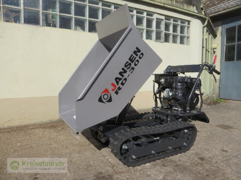 Dumper a típus Jansen RD-300 Briggs+Stratton Motor 500 kg Zuladung kostenloser Versand, Neumaschine ekkor: Feuchtwangen (Kép 1)