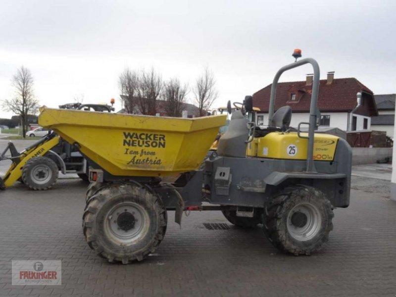 Dumper tip Neuson 6001 mit Einzelgenehmigung, Gebrauchtmaschine in Putzleinsdorf (Poză 1)