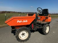 Pel-Job ED 750 MINI DUMPER - HOCHKIPPER Dumper