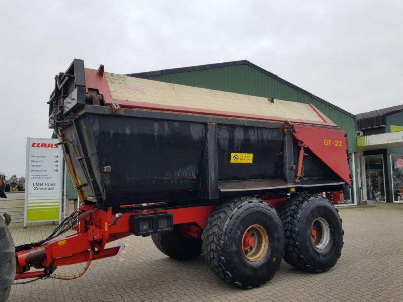 Dumper typu Sonstige Mullie GT22 kleppen gestuurd, Gebrauchtmaschine w Zevenaar (Zdjęcie 1)