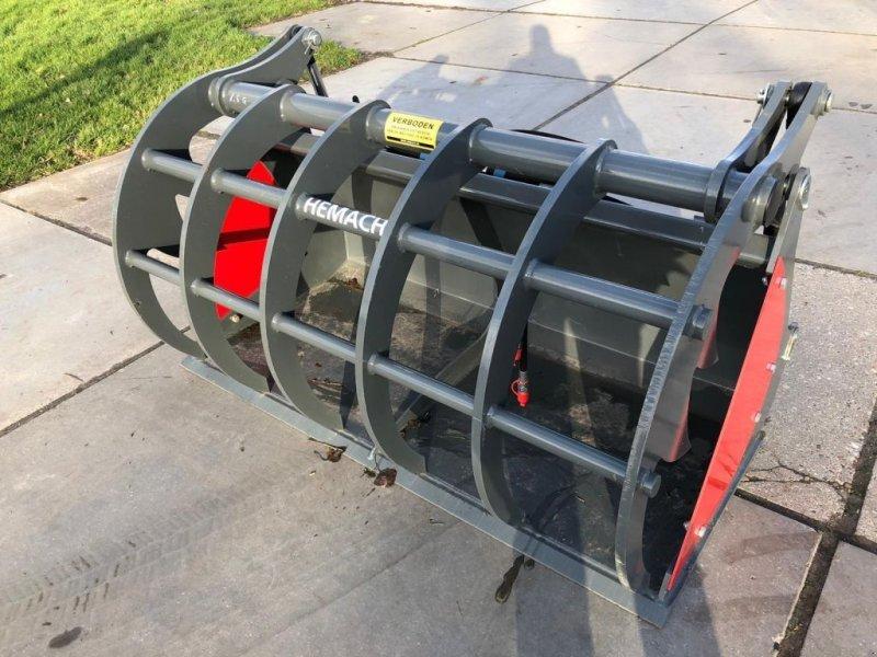 Dumper tip Sonstige Pelikaanbak Hemach silagegrijper, Gebrauchtmaschine in Losdorp (Poză 1)