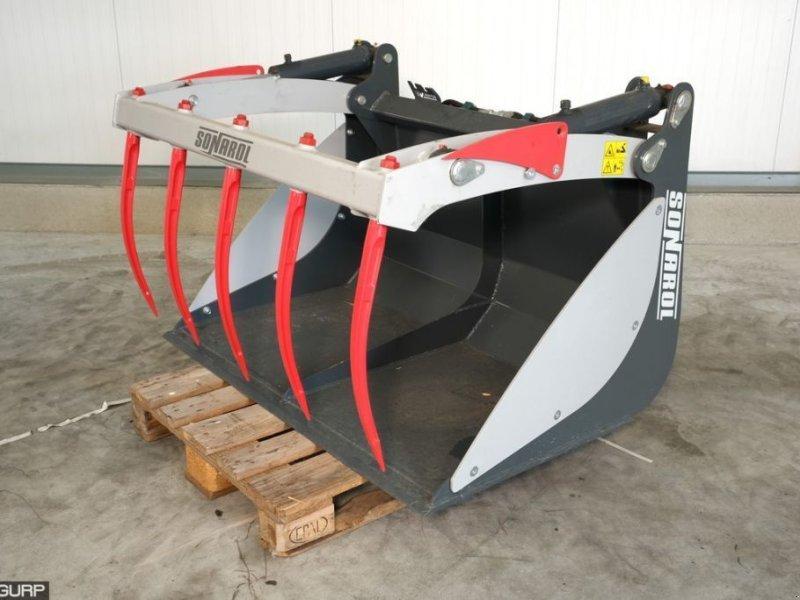 Dumper типа Sonstige Sonarol Pelikaanbak 180cm, Gebrauchtmaschine в Wijhe (Фотография 1)