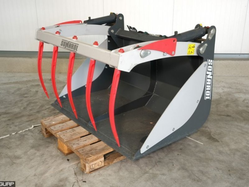 Dumper типа Sonstige Sonarol Pelikaanbak 210cm, Gebrauchtmaschine в Wijhe (Фотография 1)