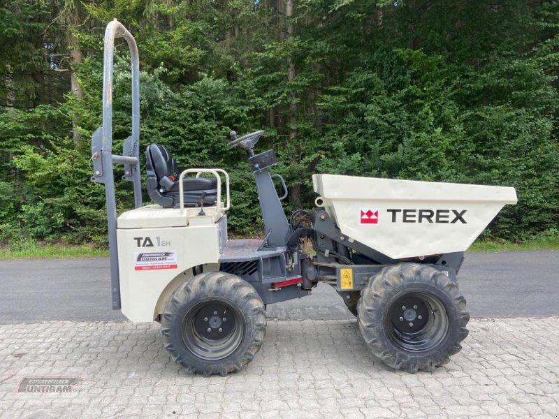 Dumper типа Terex TA 1 eh, Gebrauchtmaschine в Deutsch - Goritz (Фотография 1)