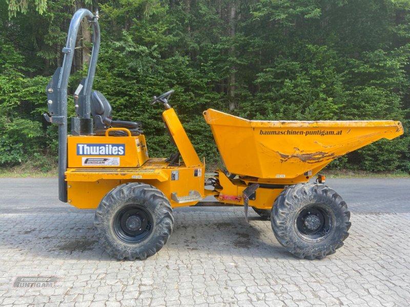 Dumper типа Thwaites 3 Tonnen, Gebrauchtmaschine в Deutsch - Goritz (Фотография 1)