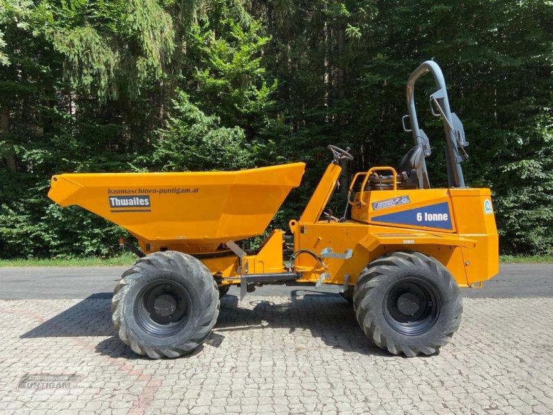 Dumper des Typs Thwaites Mach 866 - 6 Tonne, Gebrauchtmaschine in Deutsch - Goritz (Bild 1)