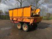 Dumper typu VGM ZK10 kipper dumper slootopbouw, Gebrauchtmaschine w Zevenaar