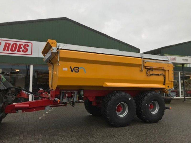 Dumper tip VGM ZK22 kipper Dumper RDW, Gebrauchtmaschine in Zevenaar (Poză 1)