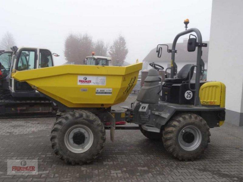Dumper типа Wacker DW50 mit Einzelgenehmigung, Gebrauchtmaschine в Putzleinsdorf (Фотография 1)