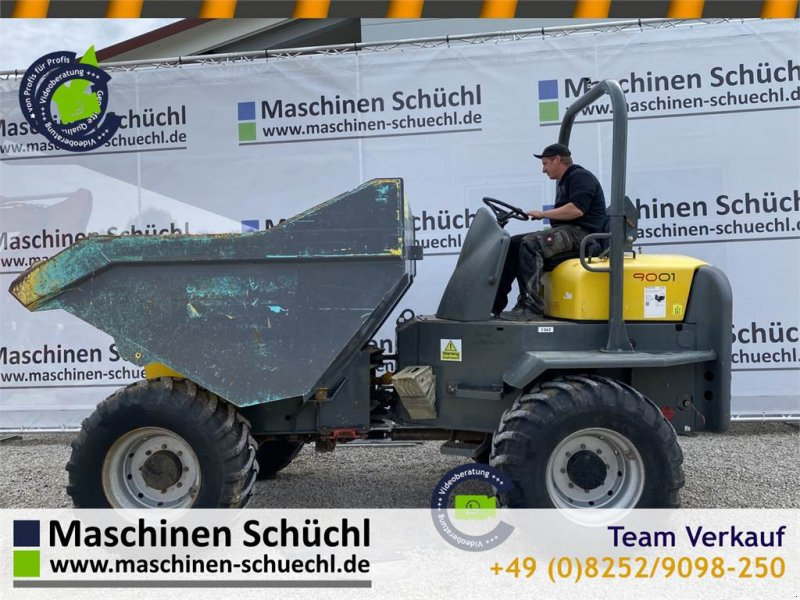 Dumper типа Wacker Neuson 9001 Dumper, 9to NL! Hydrostat, Gebrauchtmaschine в Schrobenhausen (Фотография 1)