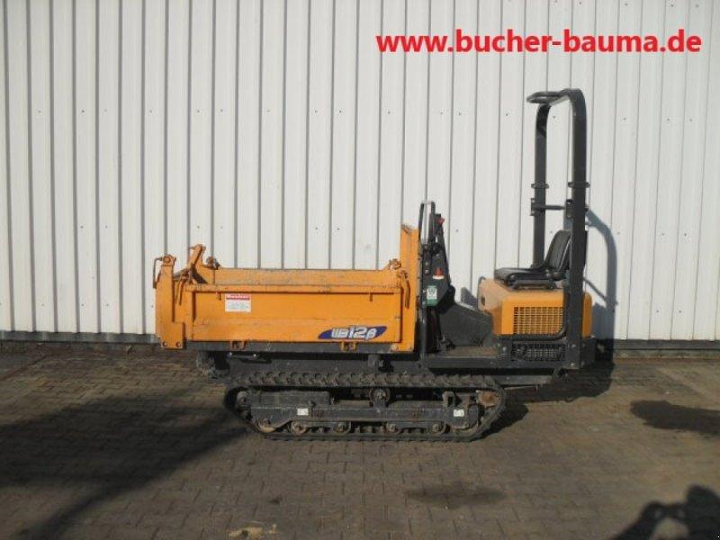 Dumper tip Yamaguchi WB 12, Gebrauchtmaschine in Obrigheim (Poză 1)
