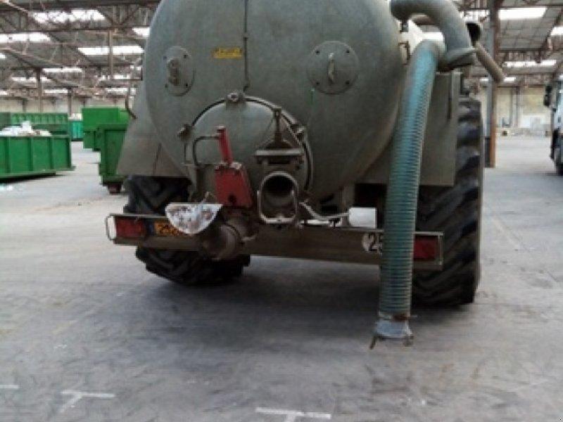 Dungstreuer des Typs Agrimat TANKER 11500, Gebrauchtmaschine in THEROUANNE (Bild 8)