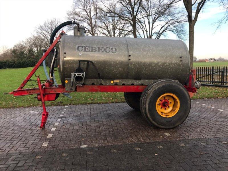 Dungstreuer типа Cebeco 5000 liter, Gebrauchtmaschine в Vriezenveen (Фотография 1)