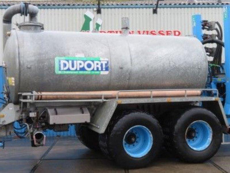 Dungstreuer типа Duport BSA PTW 10800 mesttank, Gebrauchtmaschine в Joure (Фотография 1)