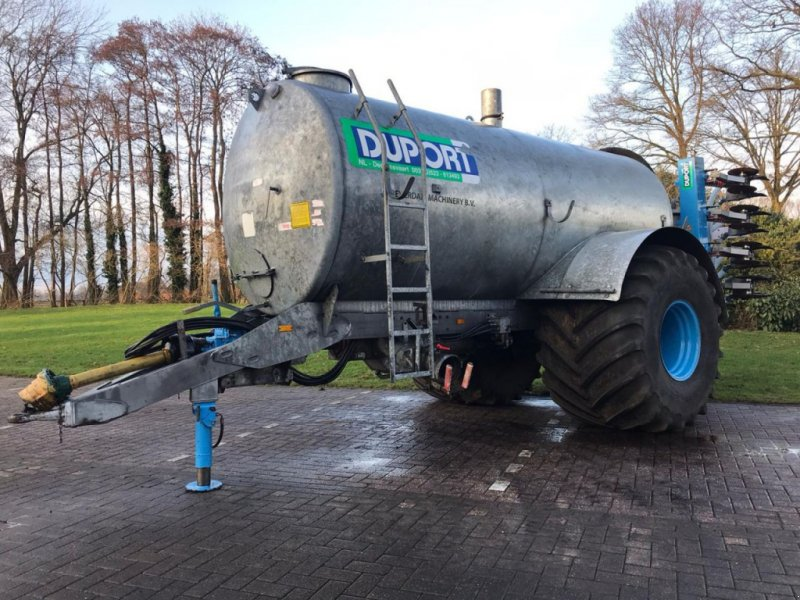 Dungstreuer типа Duport PTW 9000, Gebrauchtmaschine в Vriezenveen (Фотография 1)